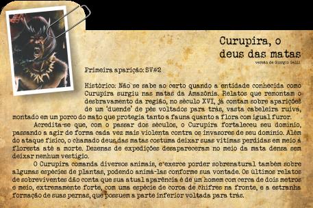 Ficha: Curupira